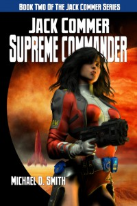 Book 2: Jack Commer, Supreme Commander