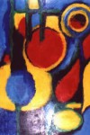 Glossy Abstract copyright 1998 by Michael D. Smith