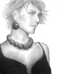 Jackie Vespertine copyright 2013 by Michael D. Smith